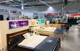 световой короб с контражуром для магазина (Вегас)